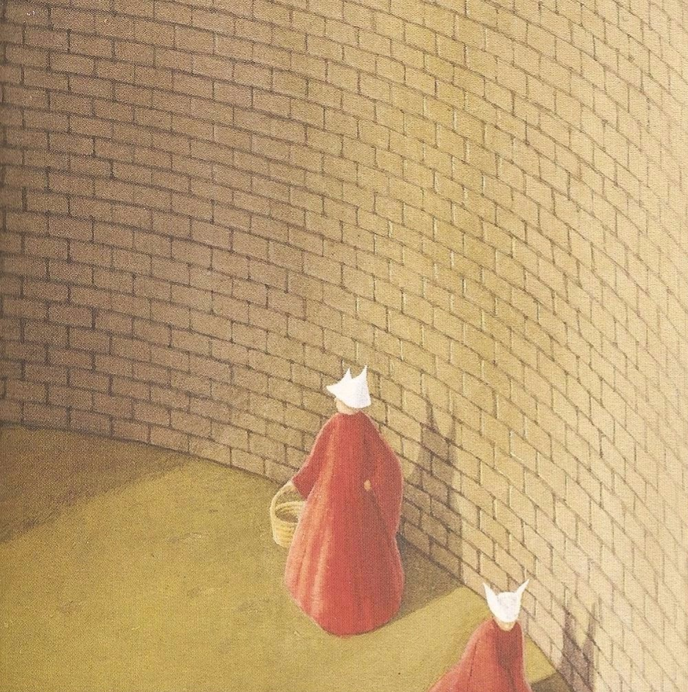 On Margaret Atwood's The Handmaid's Tale and Yearning