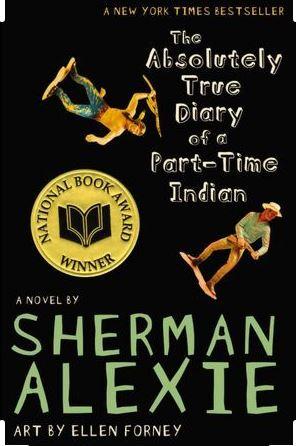 sherman alexie blog post